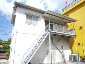 呉市阿賀南1丁目の賃貸アパートの外観図