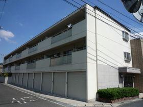 呉市広文化町の賃貸マンションの外観図
