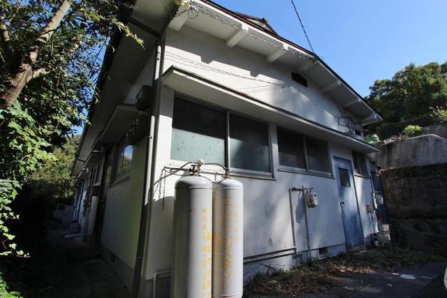 広島市安芸区船越6丁目の賃貸戸建て住宅の外観図