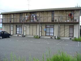 庄原市板橋町の賃貸アパートの外観図