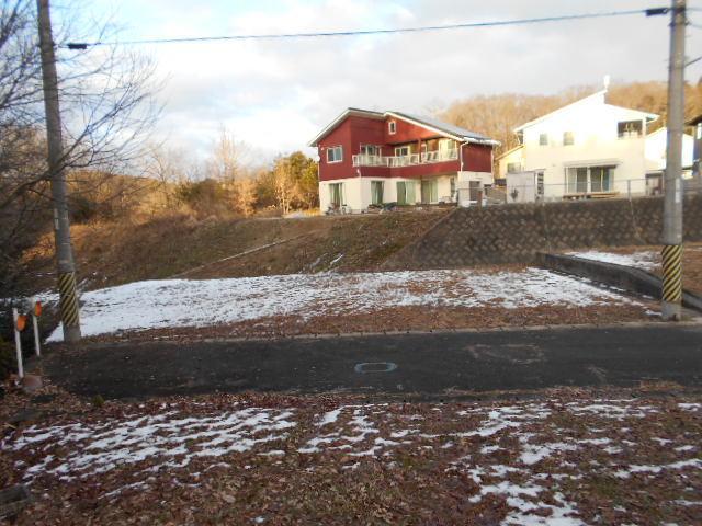 庄原市上原町の売土地,売り地の外観図