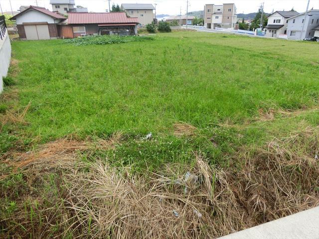 東広島市西条町寺家の貸地の外観図