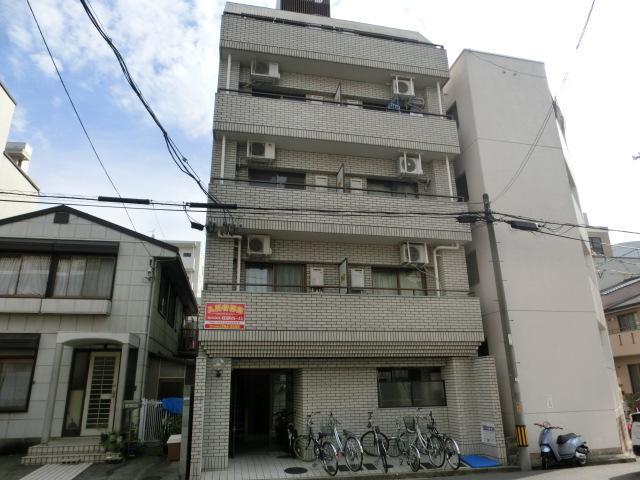 広島市中区住吉町の賃貸マンションの外観図