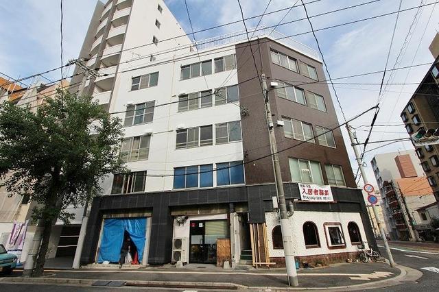 広島市中区堺町2丁目の賃貸マンションの外観図