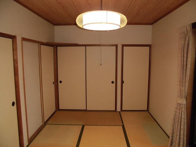 2階 和室 7.5帖