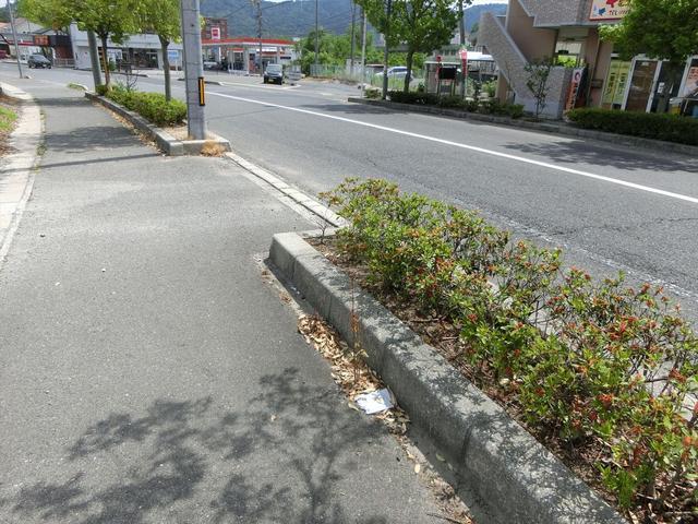 東広島市八本松東3丁目の貸地の外観図