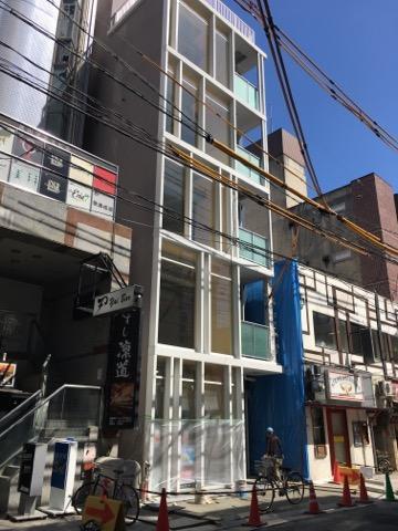 広島市中区流川町 貸店舗(建物一部)