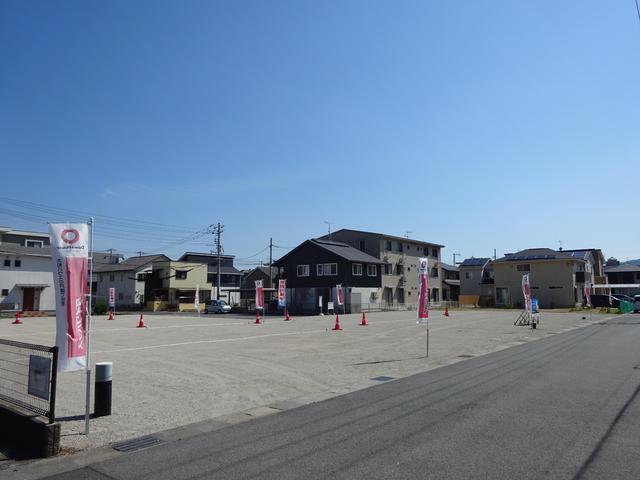 呉市広古新開8丁目の売土地,売り地の外観図
