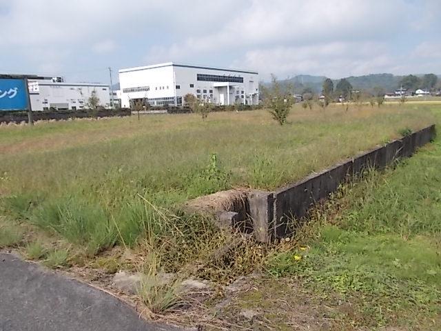 庄原市七塚町の売土地,売り地の外観図