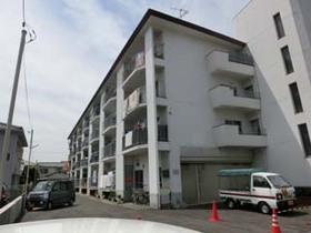広島市中区江波二本松1丁目の賃貸マンションの外観図