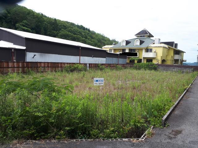 三次市西酒屋町の売土地,売り地の外観図