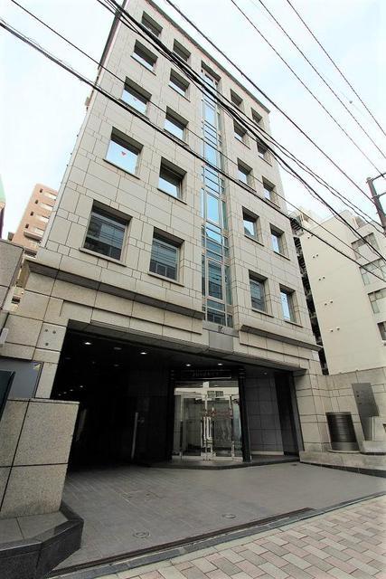 広島市中区袋町の賃貸事務所,貸し事務所の外観図