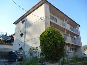 東広島市八本松町飯田の賃貸アパートの外観図