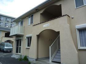 東広島市八本松飯田1丁目の賃貸アパートの外観図