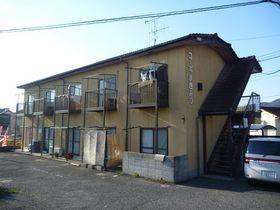 東広島市八本松東3丁目の賃貸アパートの外観図