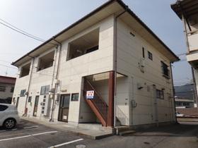 東広島市八本松飯田6丁目の賃貸アパートの建物外観